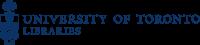 University of Toronto Libraries Logo